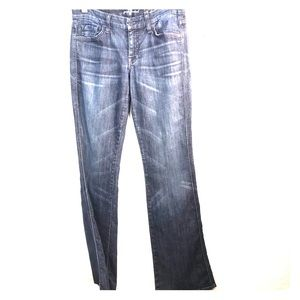 7 For All Mankind A pockets Size 29
